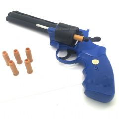 Galaxy Airsoft Revolver with 6 inch Barrel